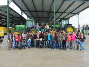 Micro-Projects awarded for Young Farmers Centers (YFC) in Mtskheta-Mtianeti Region